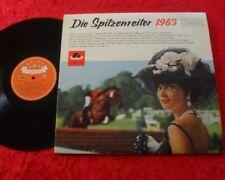 LP Die Spitzenreiter 1963 (Freddy, Peter Kraus, Connie Francis u.a.) TOP!
