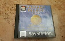 Caesars Palace 2000 mileniun gold edition PlayStation 1 pal España  COMPLETO
