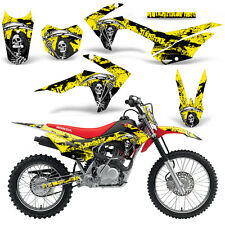 Honda CRF125F Graphic Kit Decal Wrap Dirt Bike Stickers CRF 125 2014-2018 REAP Y