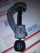 Ridgid 152 Quick Acting Tubing Cutter 1/4 to 2-5/8 Cutting Range