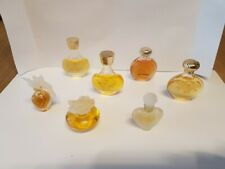 lot 7 miniatures parfum collection  RICCI