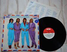ABBA - Gracias Por La Musica - 12 Inch Vinyl Album - SWEDEN