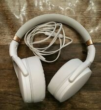 Sennheiser HD 4.30i Closed Over-Ear Headphones w/Inline Control for Apple- White
