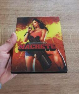 Steelbook Machete Kimchidvd Lenticular - Blu Ray Avec Vf