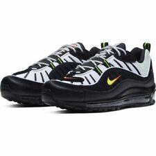 Zapatillas para hombre Nike Air Max 98 640744 015 Negro/Blanco Talla UK 6 EU 39