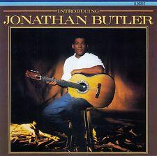 JONATHAN BUTLER : INTRODUCING JONATHAN BUTLER / CD