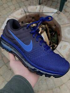 Las Mejores Ofertas En Zapatillas Nike Air Max 2017 Azul Para Hombres Ebay