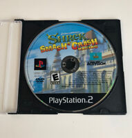 Shrek Smash n' Crash Racing (Sony PlayStation 2, PS2) DISC ONLY Tested Working