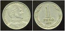CHILI  1 peso  1975