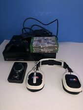 Xbox One With 4 Games And Astro Gaming Headset