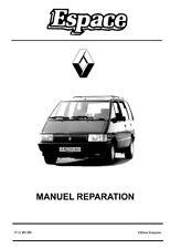manuel atelier entretien réparation technique maintenance Renault Espace 1 + 4x4