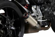 Honda CB 1000R Red Power Satin Titanium Slip-on Scorpion Exhaust 2018-2019
