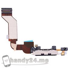 Ladebuchse Für iPhone 4s Connector Port Charging Buchse Mikrofon Schwarz