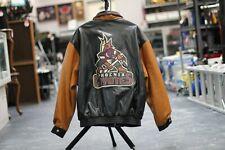 Phoenix Coyotes Leather Jacket - JH Design - Size 2XL - Arizona