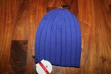 NWT Lululemon Blissed Out Toque hat blue ski merino wool soft