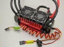RC Turnigy TrackStar 1/5th Scale Sensorless 200amp 8s Opto Car ESC