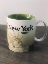 2008 Starbucks New York Icon City Collector Series 16 oz Coffee Cup Mug (145)