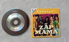"CD AUDIO MUSIQUE / ZAP MAMA ""BRRLAK!"" CD SINGLE 2T 1992 CARDSLEEVE"
