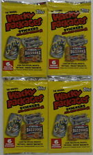 Topps Wacky Packages Stickers Series 1 2005 4 Sealed Packs