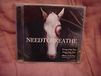 Needtobreathe : The Outsiders CD New Sealed