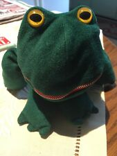Gadzooks Zippersnapper Frog And Prince-1979 Bean Bag Plush