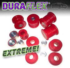 Bmw E36 Trasero Subcuadro arbustos & Diff Mounts-Rojo Duraflex Extreme Pu