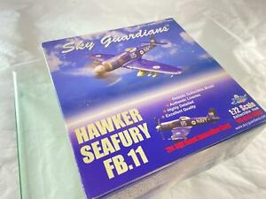 Witty Wings Sky Guardians Scale Die Cast Hawker Sea fury FB11 724 Sqn Box Only