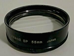 VERTICAL MIRAGE FILTER 5P COZO 55mm Japan
