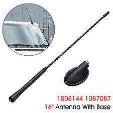 Antenna Aerial Rod & Base Roof For Ford Focus Mondeo Transit KA Mk7 Puma Kuga