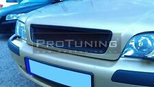 Volvo S40 V40 96-05 Front Grill badgeless center grille without black badge mesh