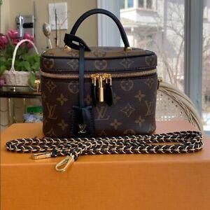 Louis Vuitton Vanity PM Bag - Monogram
