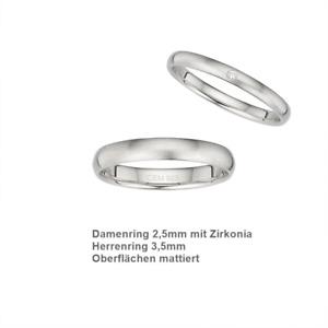 Paarpreis - Gravur - Partnerringe - Trauringe - Freundschaft in 925er Silber