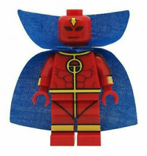 RED TORNADO DC COMICS MINIFIGURE FIGURE USA SELLER NEW IN PACKAGE