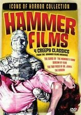 Icons of Horror Hammer Films Double F 0043396271074 DVD Region 1