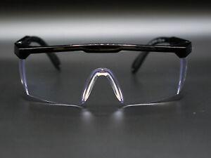 Occhiali Protettivi Trasparente Unisex Sordelli-Safety SS542 con aste regolabili