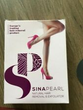 Sinapearl Natural Hair Removal And Exfoliator. Travelling, Easy