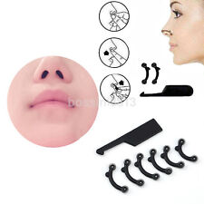 1 Set Nose Up Lifting Shaping Clip Clipper Shaper Beauty Tool 3 Size No Pain New