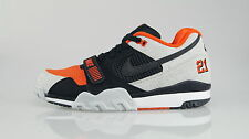 Nike air Trainer II PRM Hommes US 10 Orange Baskets D'occasion 6340