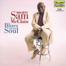 Mcclain Mighty Sam - Blues For The Soul NEW CD