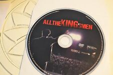 All The King's Men (DVD, 2006)Disc Only Free Shipping