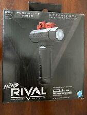 Nerf Rival Tactical Flashlight Grip Attachment Led Light  NEW