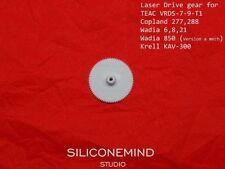 Laser drive zahnrad (gear) TEAC VRDS 7-9-T1, Wadia, Copland und Krell