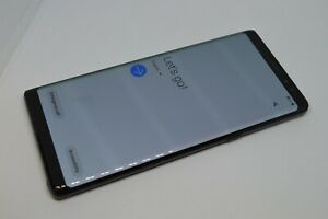 Samsung Galaxy Note 8 SM-N950U 64GB Black (Unlocked) GSM CDMA #L644