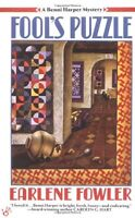 Fools Puzzle (Benni Harper Mystery) by Earlene Fowler