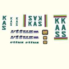 KAS Vitus Bicycle Frame Stickers - Decals - n.860