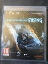 Metal Gear Rising (Playstation 3, PS3) Jeu neuf - PAL FR
