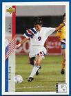 Mia Hamm - RC- Rookie Card- 1994 Upper Deck World Cup Card #268 - Near Perfect. rookie card picture
