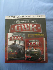 HISTORY OF THE GWR - DVD & BOOK SET - NEW