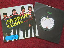 THE BEATLES RARE JAPAN PRESSING YESTERDAY / ACT NATURALLY P/S AR-1437 MINT