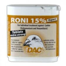 Pigeon Product - Export Roni 15% - 50 Tablets (Roni extra strong) by DAC